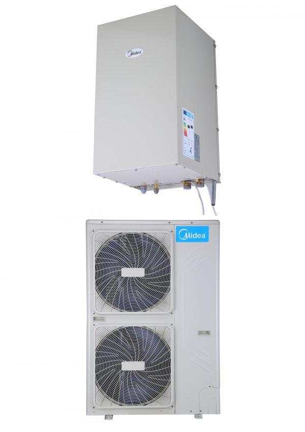 MHA-V12W/D2RN1 M-Thermal osztott hőszivattyú (12 kW, 3 fázis)